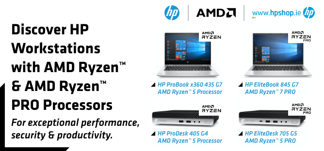 HP Workstation with AMD