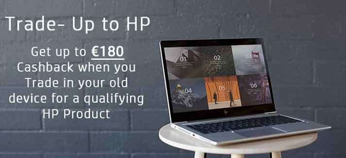 Trade-Up to HP
